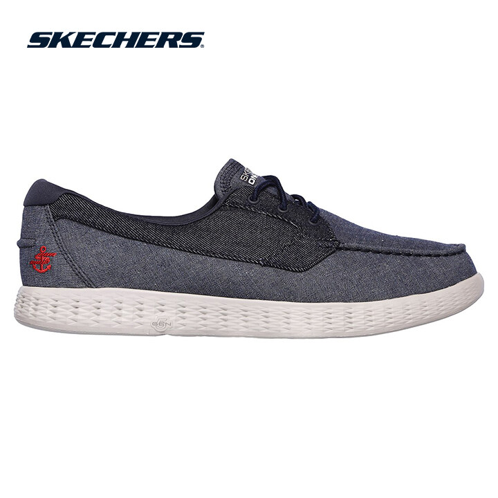 Skechers On-The-Go Glide Men Lifestyle Shoe - 53800-DEN