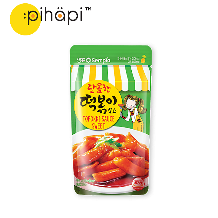 [IMPORTED FROM KOREA] SEMPIO Topokki Sauce (Sweet) / 韩国炒年糕酱 (甜) / Sos Topokki (Manis)