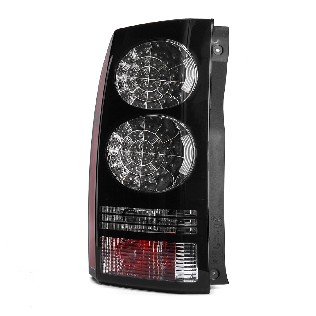 Engine Parts - Pair Rear Tail Brake Lights Lamps For Land Rover Discovery 3 & 4 2004-2014 LED - Car Replacement