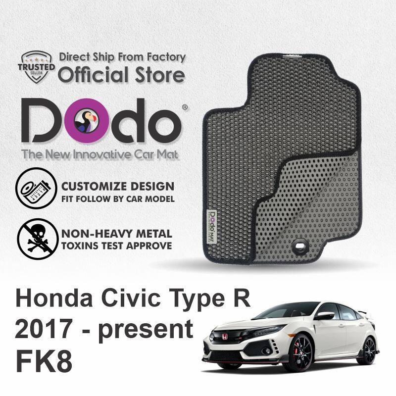 Dodo® Car Mat / Honda Civic Type R / 2017-Present / FK8