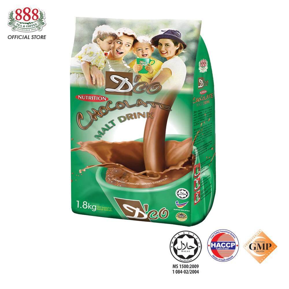888 DCO Chocolate Malt Powder (1.8Kg)