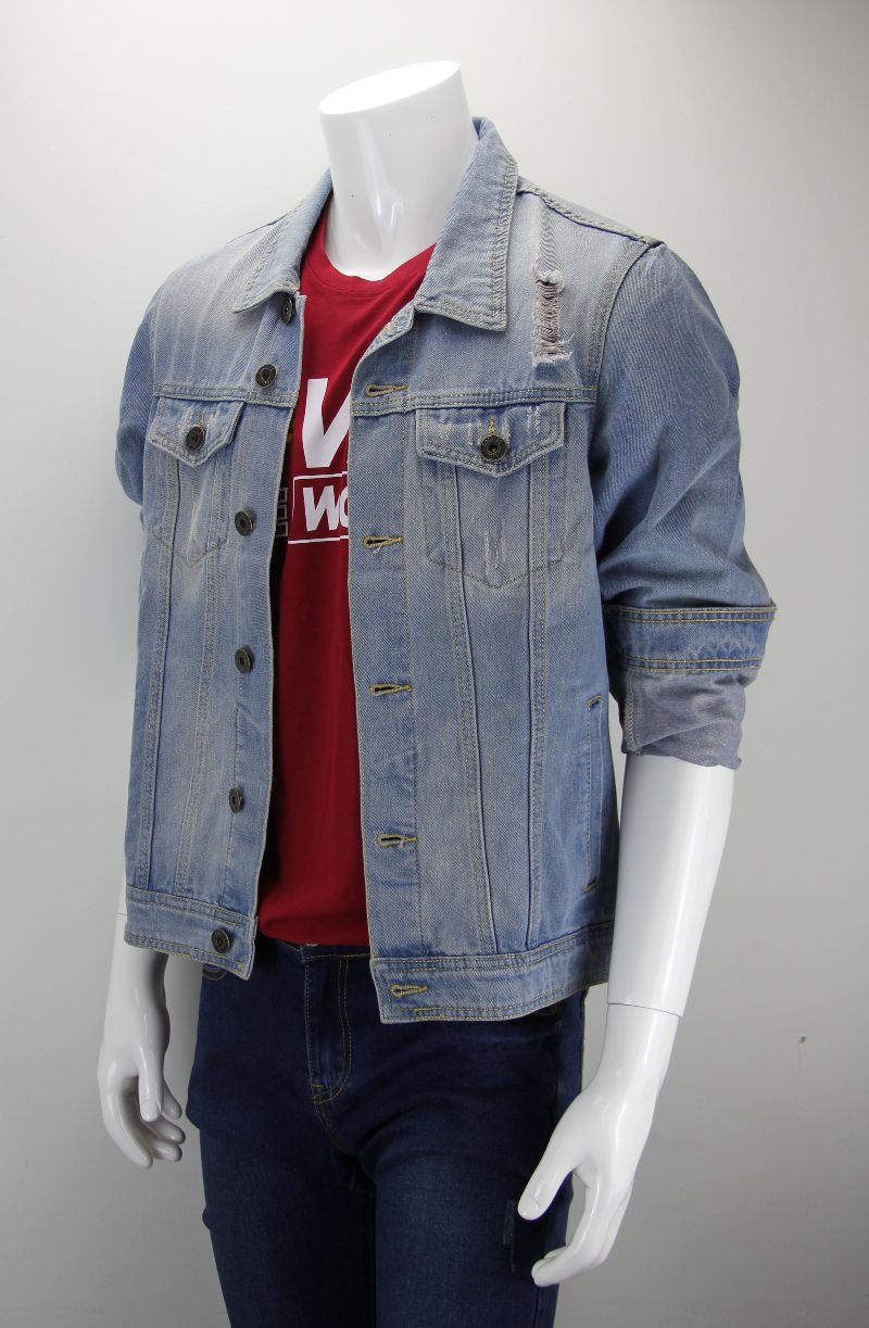 GOGGLES Men's Denim Jacket 090148
