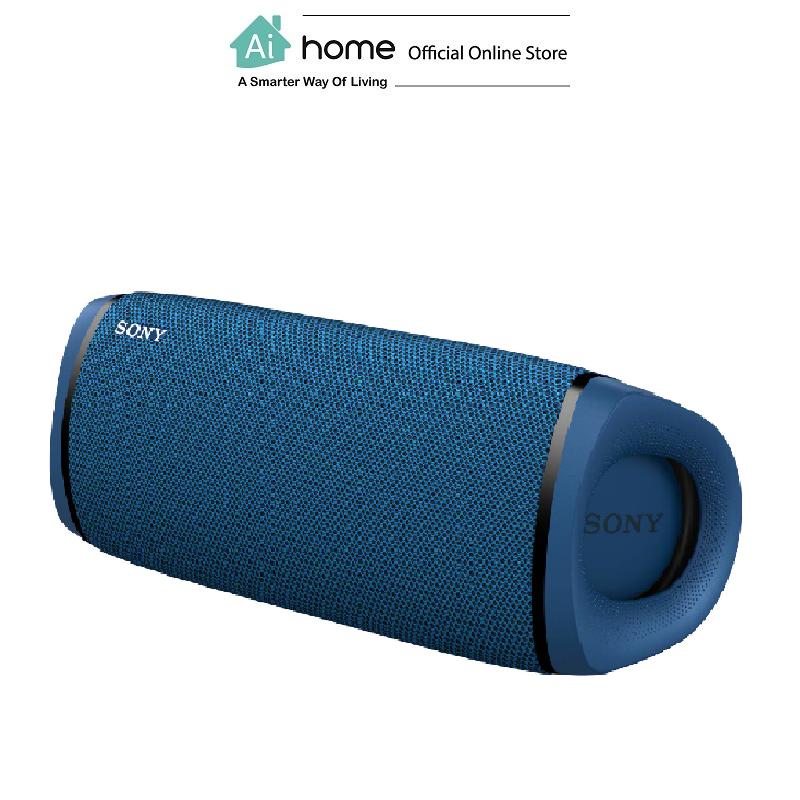 Sony XB43 EXTRA BASS Portable BT [ Audio Speaker ] with 1 Year Malaysia Warranty [ Ai Home ] SXB43BL