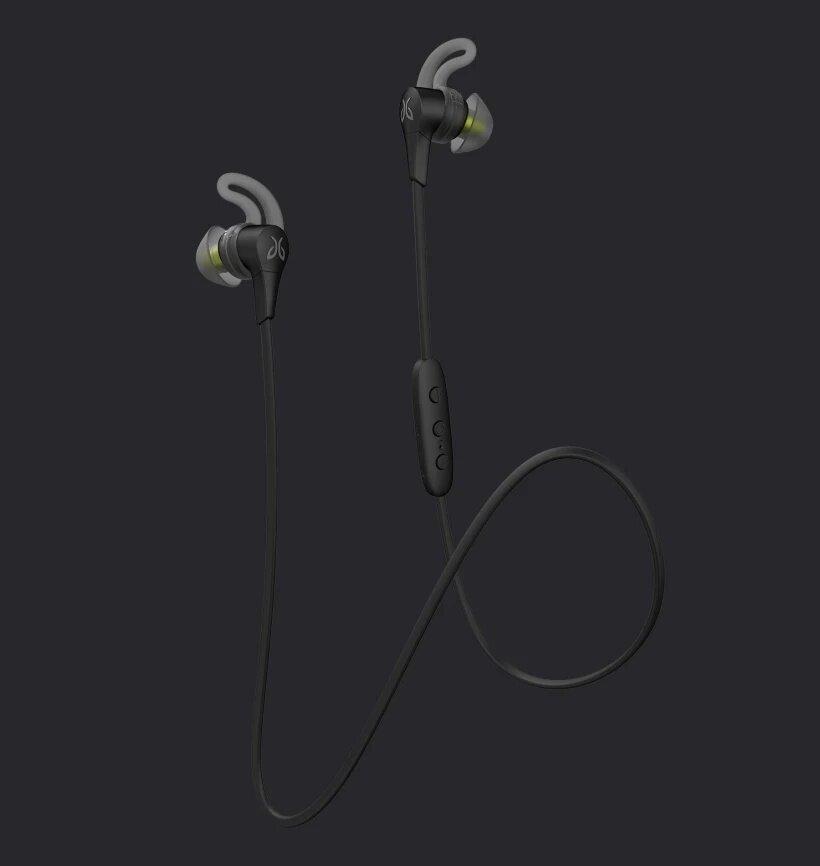 Jaybird X4 Wireless Sport Headphones, 8-Hour Battery Life, IPX7 Waterproof & Sweatproof, Sport Fit Plus, Comply Ultra Foam Tips, Premium Sound with Custom EQ, Music and Calls