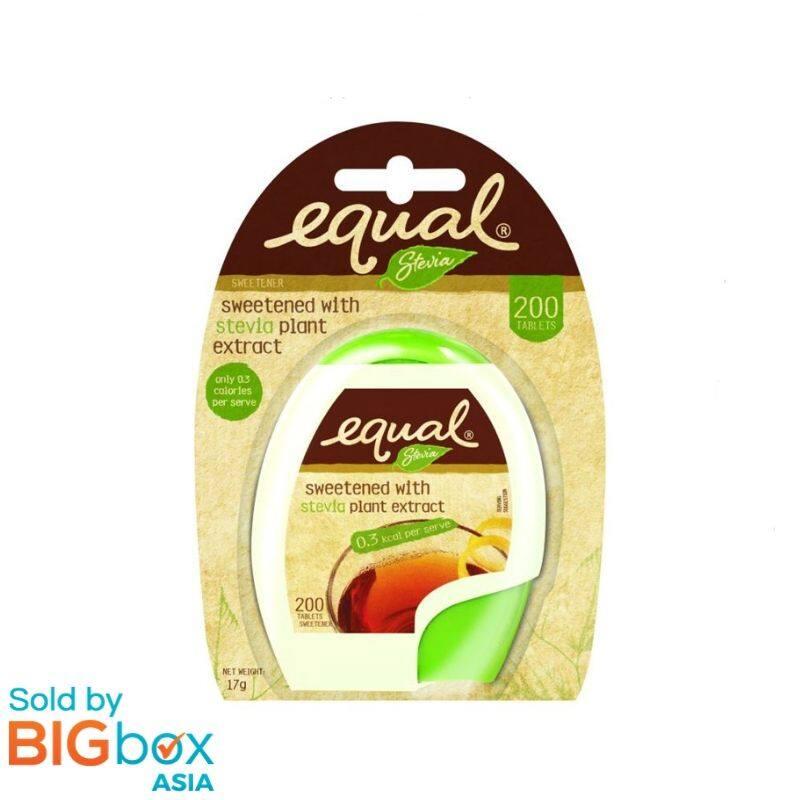 [BIGBox Asia] Equal Stevia Sticks 200s 17g Tab