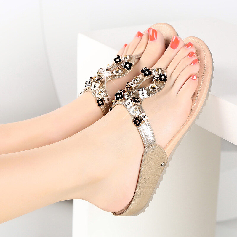 (PreOrder14Days )JYSFashionKoreanStyleWomen Sandal Collection 541 -8168 - EU:40