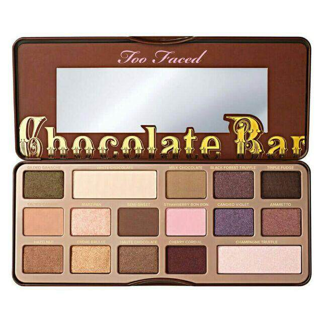 FREE GIFTChocolate Bar Eyeshadow Palette