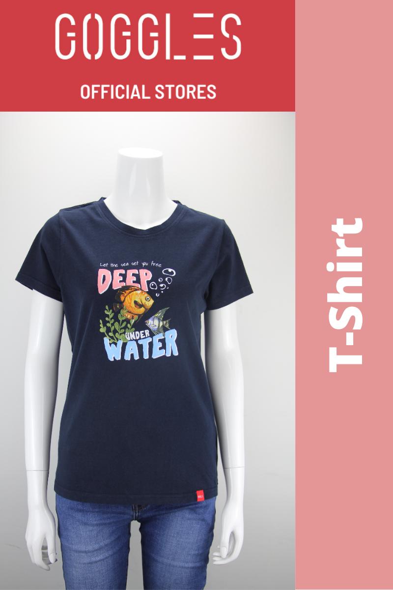 GOGGLES Short Sleeve T-Shirts 022865