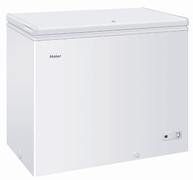 Haier 207L Chest Freezer 6 in 1 Convertible (Freezer Fridge) BD-248HP Upgrade Version