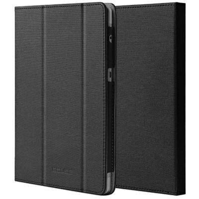 M&M BLACK PU Anti-shock Folding Tablet Case for 10.1 inch (TECLAST M20)