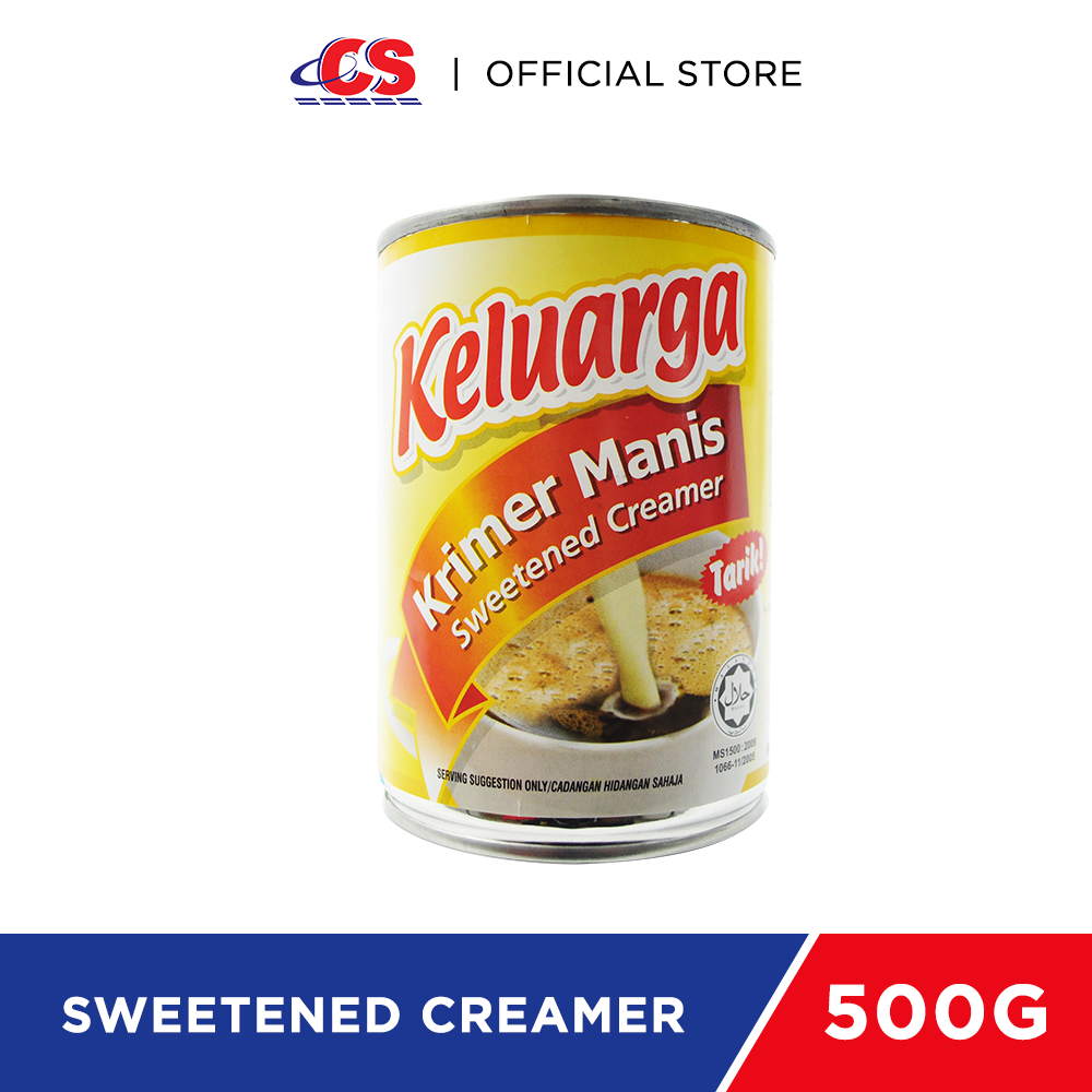 KELUARGA Sweetened Creamer 500g