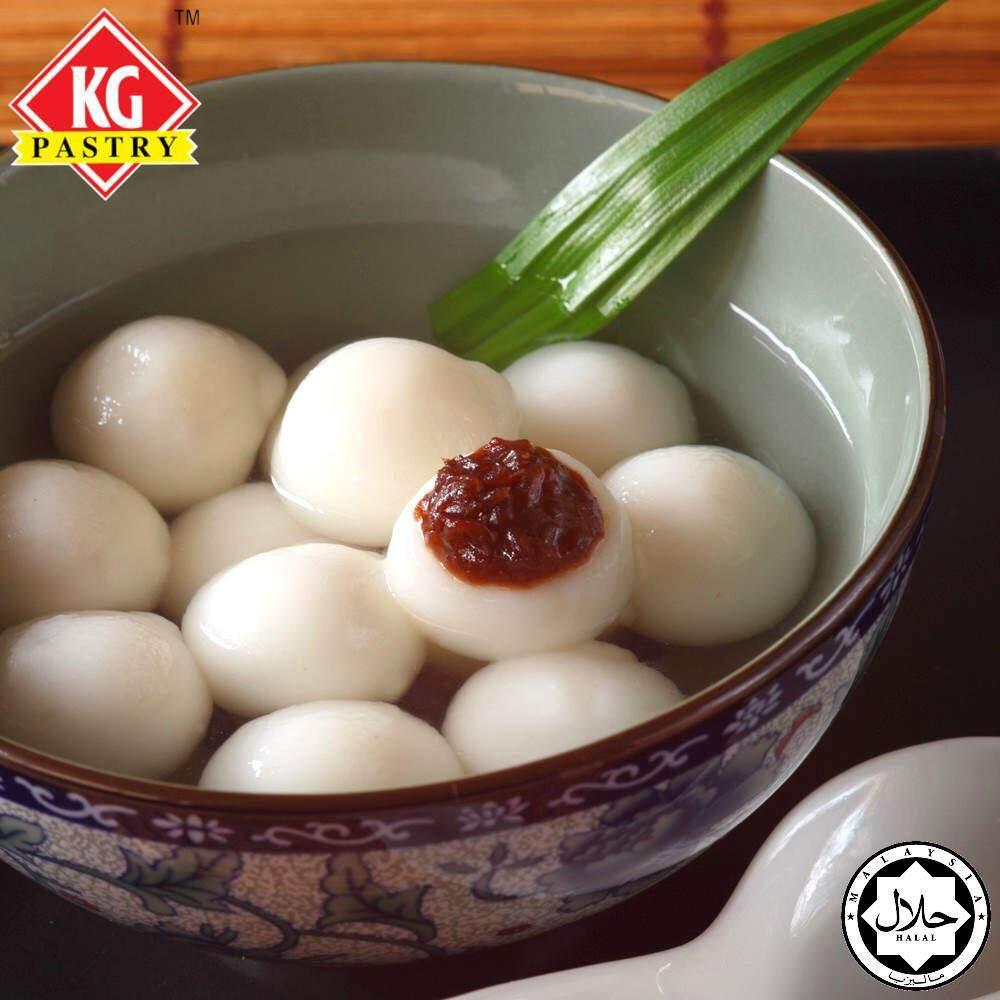 KG PASTRY Red Bean Mini Tang Yuan (Glutinous Rice Ball) 300g