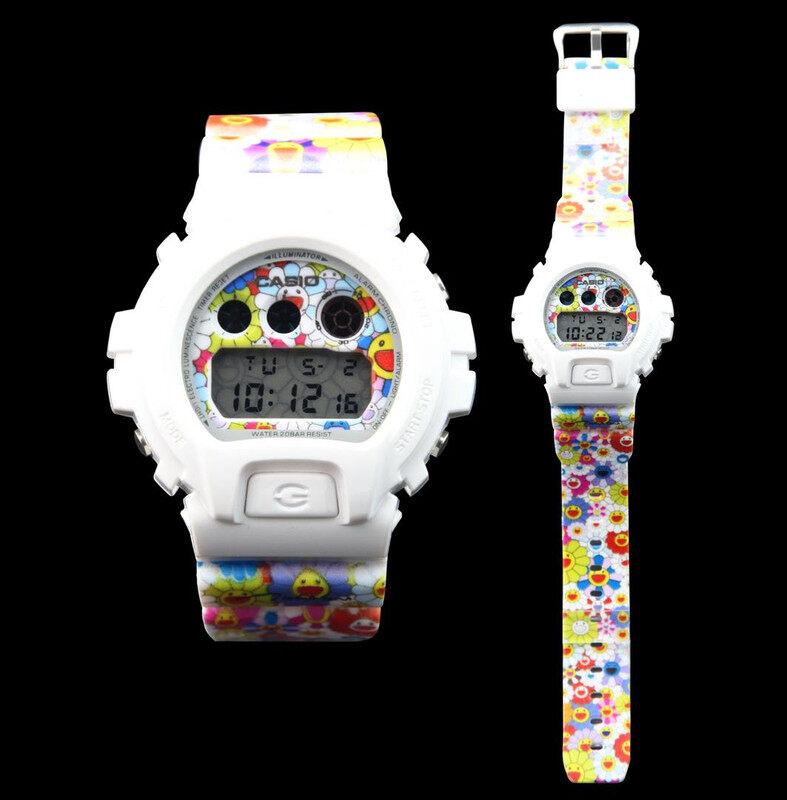 Sport Casio_G_Shock_Digital Time Display Fashion Casual Watch For Unisex