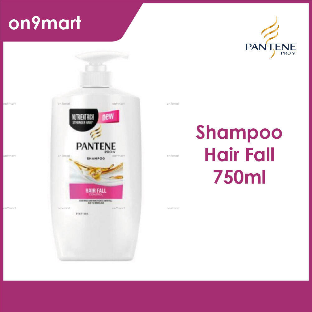 Pantene Pro-V Hair Fall Control Shampoo 750ml