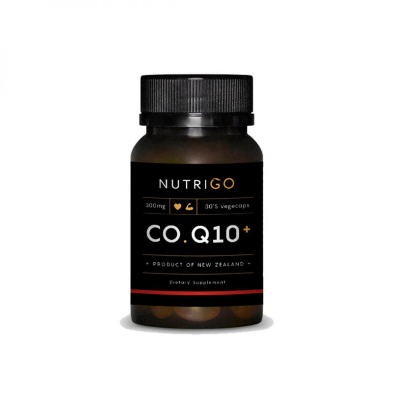 NutriGo CoQ10 Plus