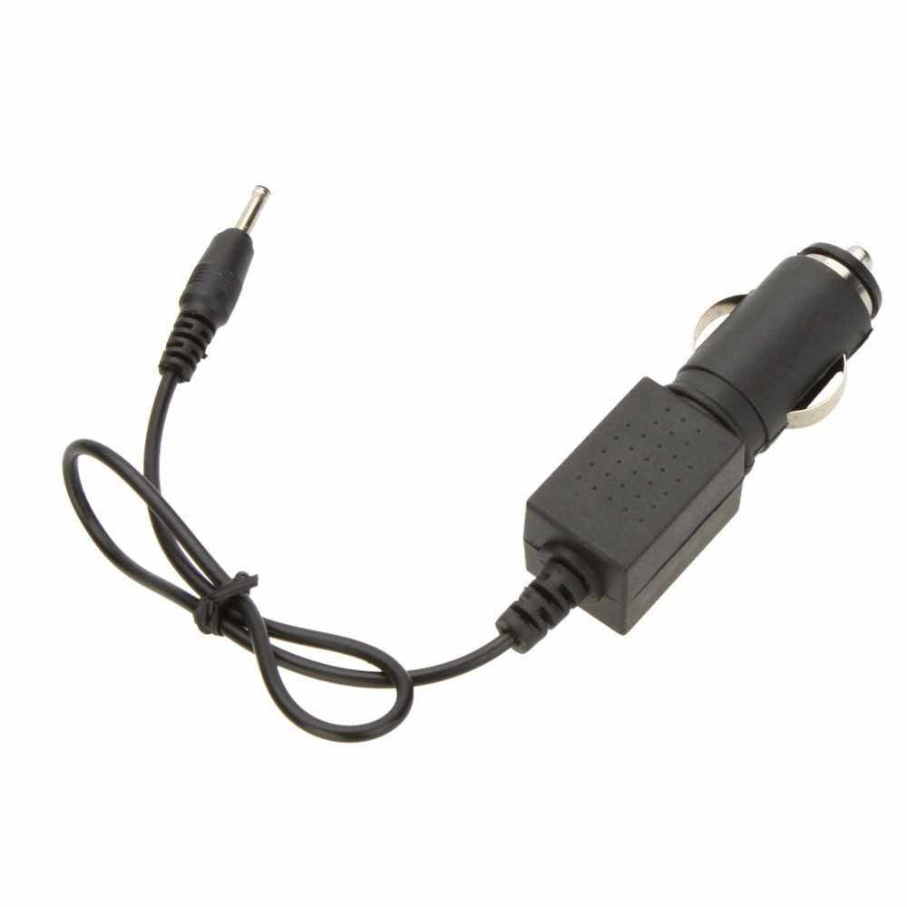 AC Travel Charger Car Charger Adapter for Rechargeable LED Flashlight Headlight Light Torch Lamp (Black)