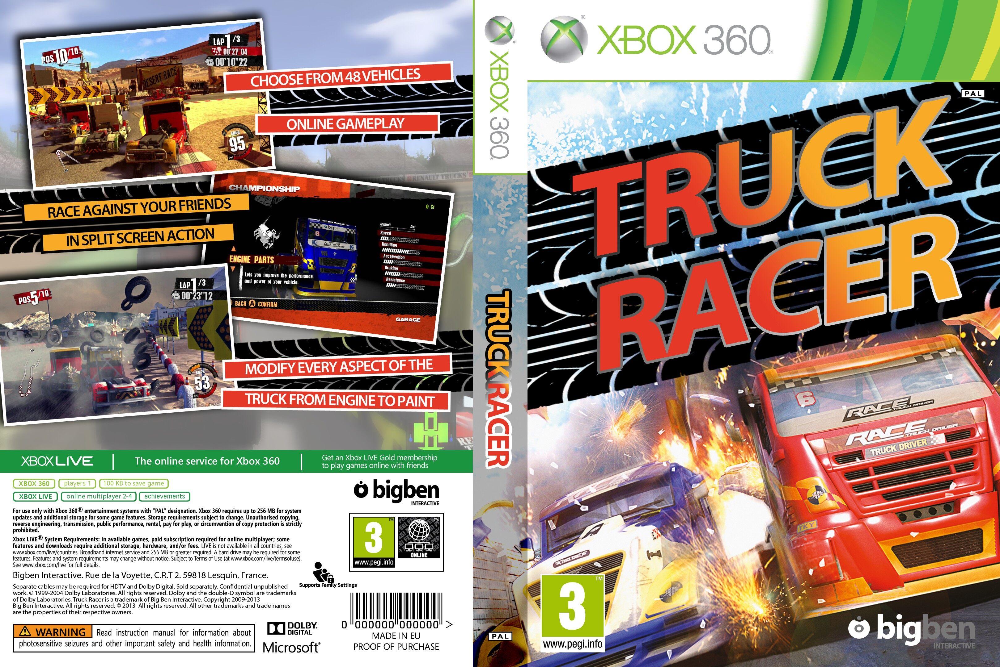 XBOX Truck Racer