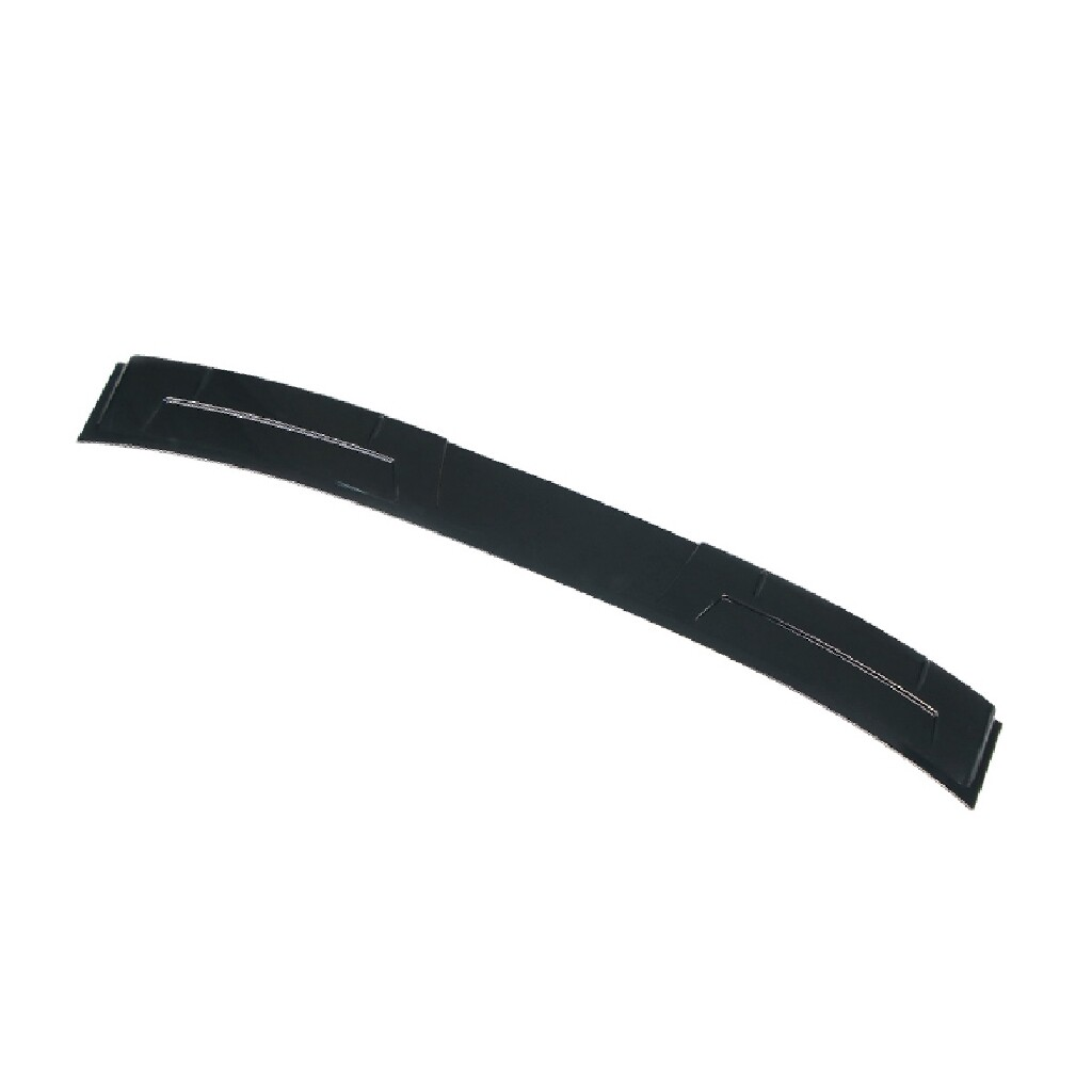 Car Lights - For Honda Accord 10th Matte Black Trunk Rear Window Roof Spoiler Lid - Replacement Parts