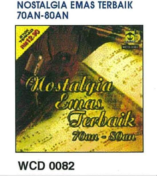 Nostalgia Emas Terbaik 70an-80an CD