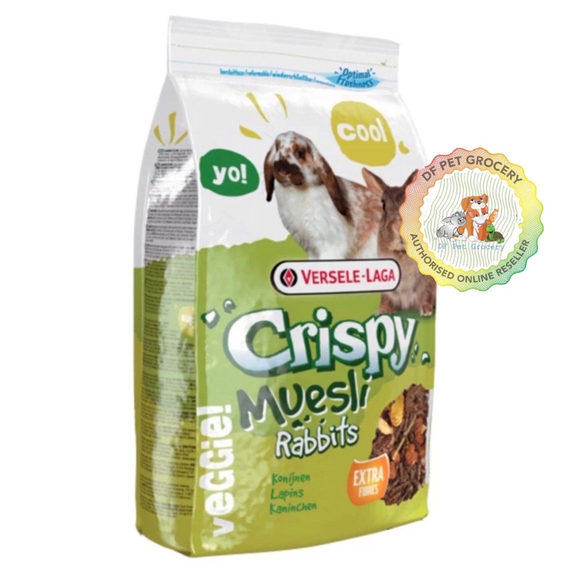 Versele Laga Crispy Muesli Complete Rabbit Food 1kg