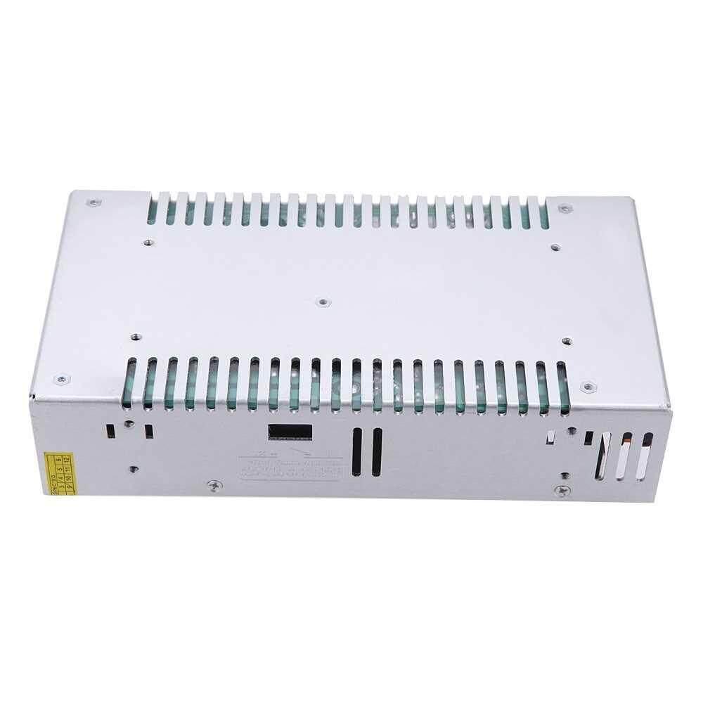 Best Selling LED Driver Switch Power Supply AC 110V/220V to DC 12V 40A 480W Voltage Transformer for Led Strip