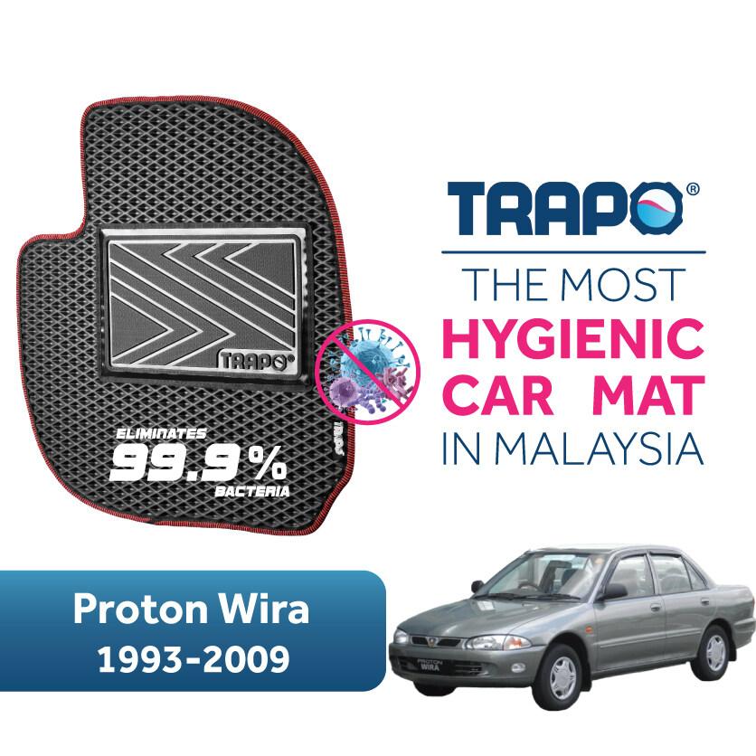 Trapo Car Mat Proton Wira (1993-2009)