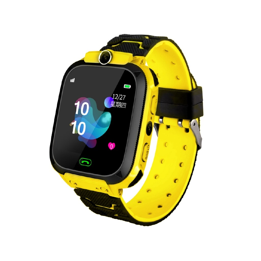 Smart Watch - Anti-lost Smart Watch Safe SOS Call SIM Camera Waterproof Tracker For Child Kids - Wearables