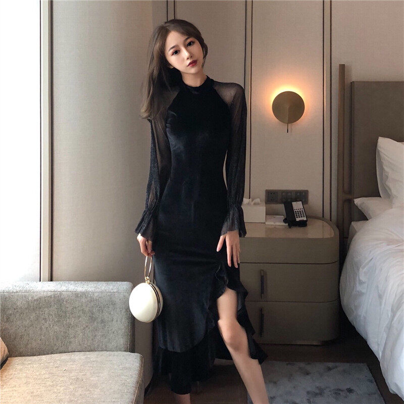(Pre Order ETA 15/5) JYS Fashion Korean Style Women Dinner Dress Collection 543 - 1972