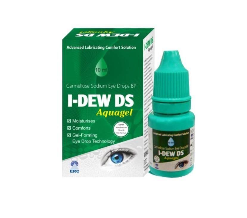 I-DEW DS AQUAGEL EYE DROPS 10ML (MODERATE)