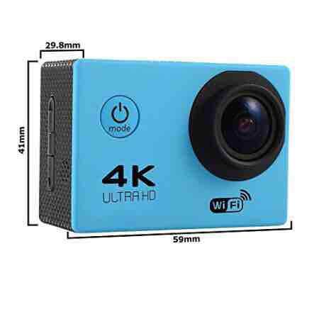 4K Ultra HD 30M Waterproof Sports WiFi Action Camera DV DVR 2.0  SJ8000