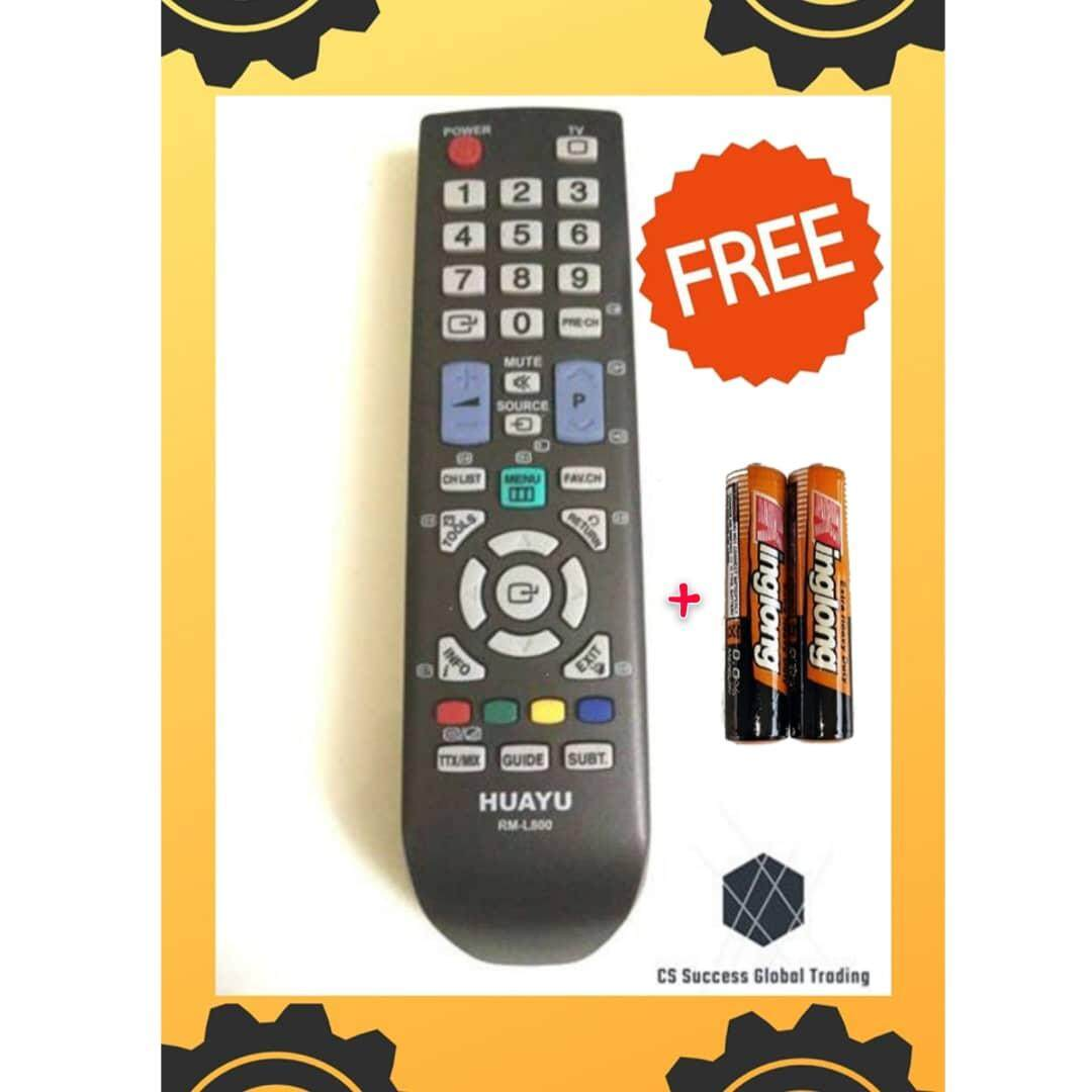 HUAYU SAMSUNG RM-L800 COMMON LCD/LED TV REMOTE CONTROLLER