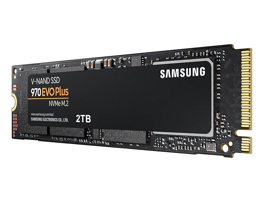 Samsung 970 EVO PLUS M.2 PCIE NVME 250GB/500GB/1TB SSD Solid State Drives (MZ-V7S250/MZ-V7S500/MZ-V7S1T0BW) Internal SSD, Faster than the 970 EVO, the 970 EVO Plus is powered by the latest V-NAND technology and firmware optimization.