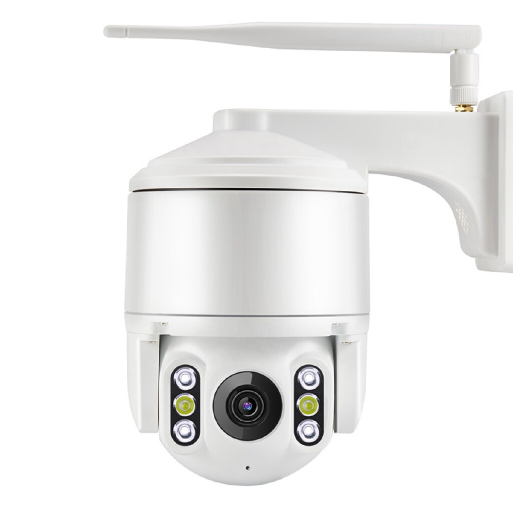 CCTV Security Cameras - 1080P HD Smart Home Security Wifi Motion Detection Alarm - Systems