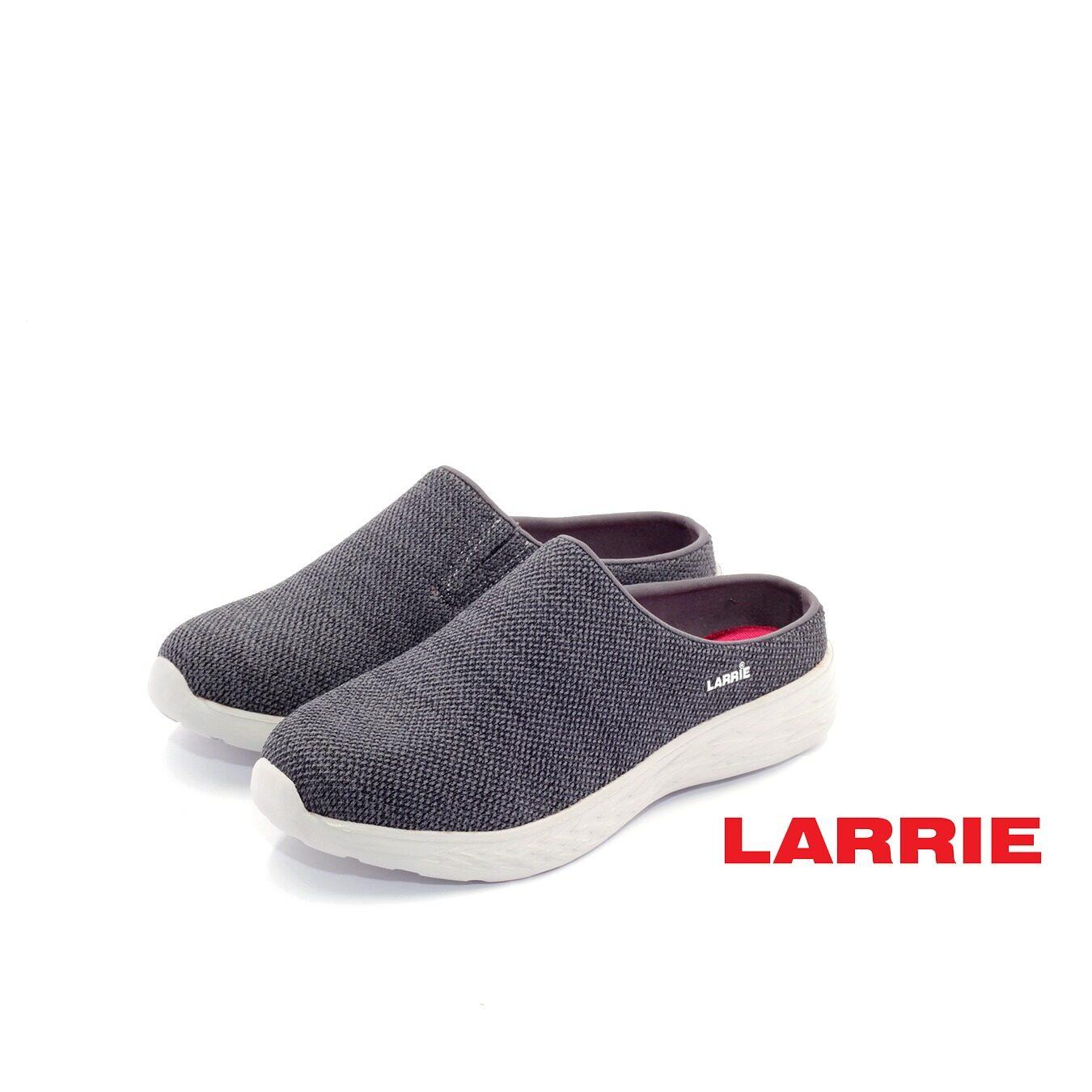 LARRIE Kasut Perempuan Slip On Light Weight Sporty Sneakers Women - L62001-AN01SV
