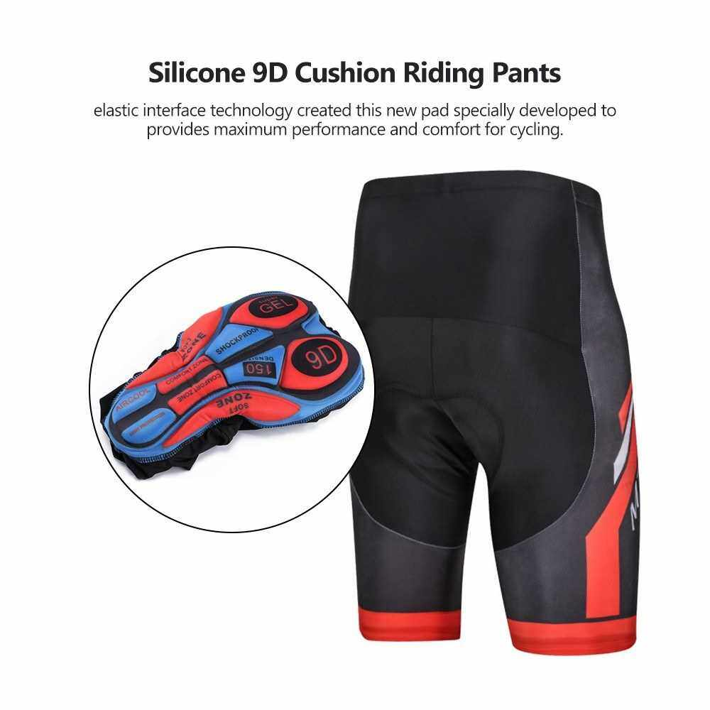 Best Selling Thick 9D GEL Padded Cushion Bike Bicycle Cycling Underwear Sports Shorts Summer Elastic Breathable Outdoor Riding Pants (Xxl)