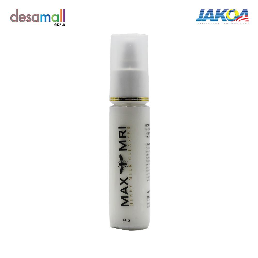 MAX MRI Honey Milk Cleanser (60g)