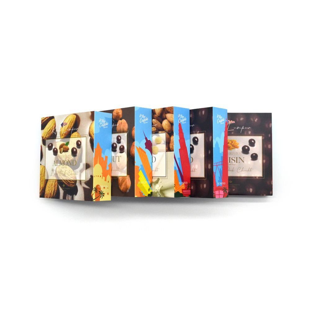 C\'APPLE CHOCOLATE Set 5 Box (100g x 5 ) - KL Landmark