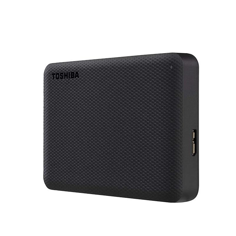 Toshiba Canvio Advance portable Hard Drive with USB 3.0 Connection, Auto Backup, Password Protection, Plug and Play