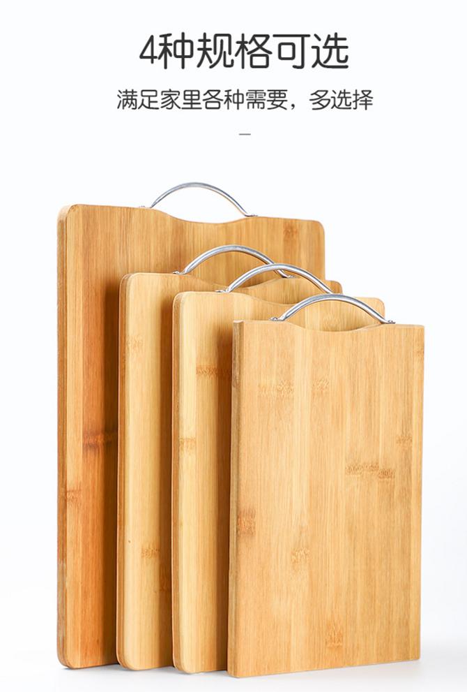 kitchen cutting board large thick bamboo cutting board