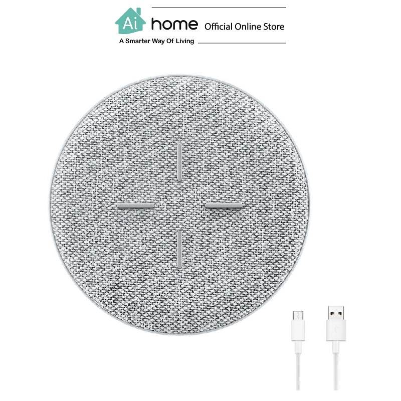HUAWEI Super Fast Wireless Charger CP61 Max 27W (Gray) with 1 Year Malaysia Warranty [ Ai Home ]