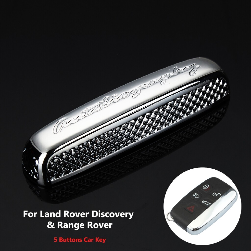 Automotive Tools & Equipment - Remote Key Case Cover for Range Rover for Land Rover Discovery Sport Discovery - Car Replacement Parts