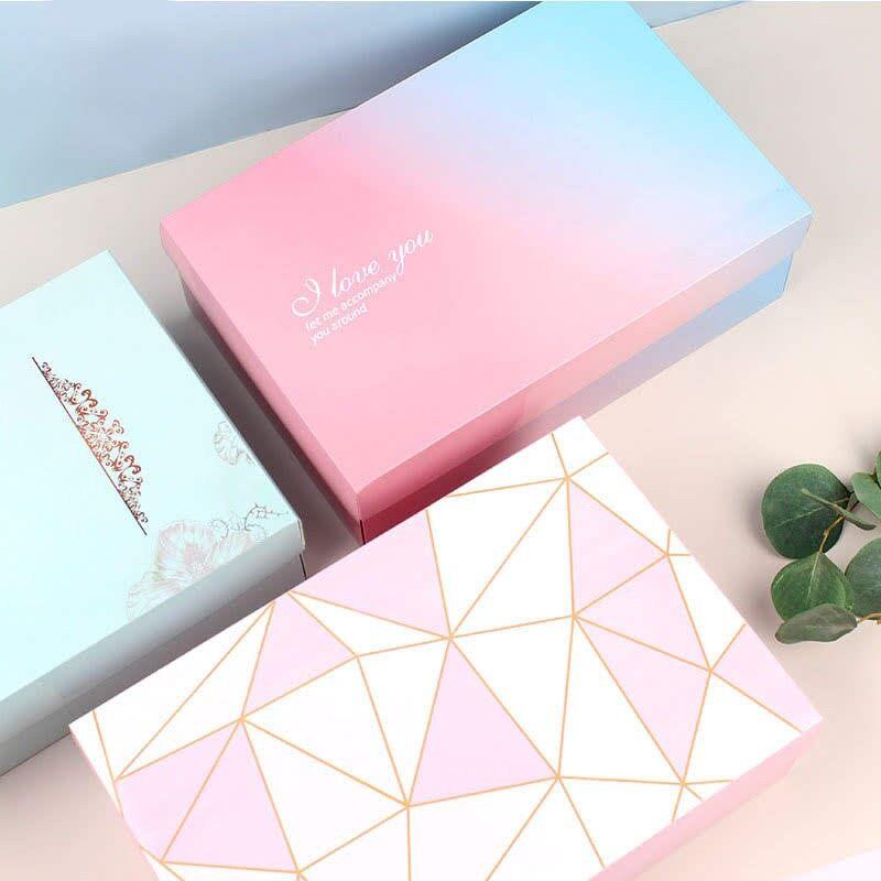 *Ready Stock* Handmade Gift Box Door Gift Box   Present   Kotak DIY