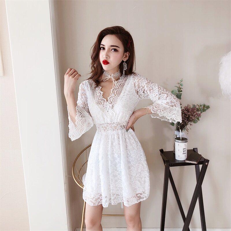 (Pre Order ETA 15/5) JYS Fashion Korean Style Women Midi Dress Collection 543 - 1874