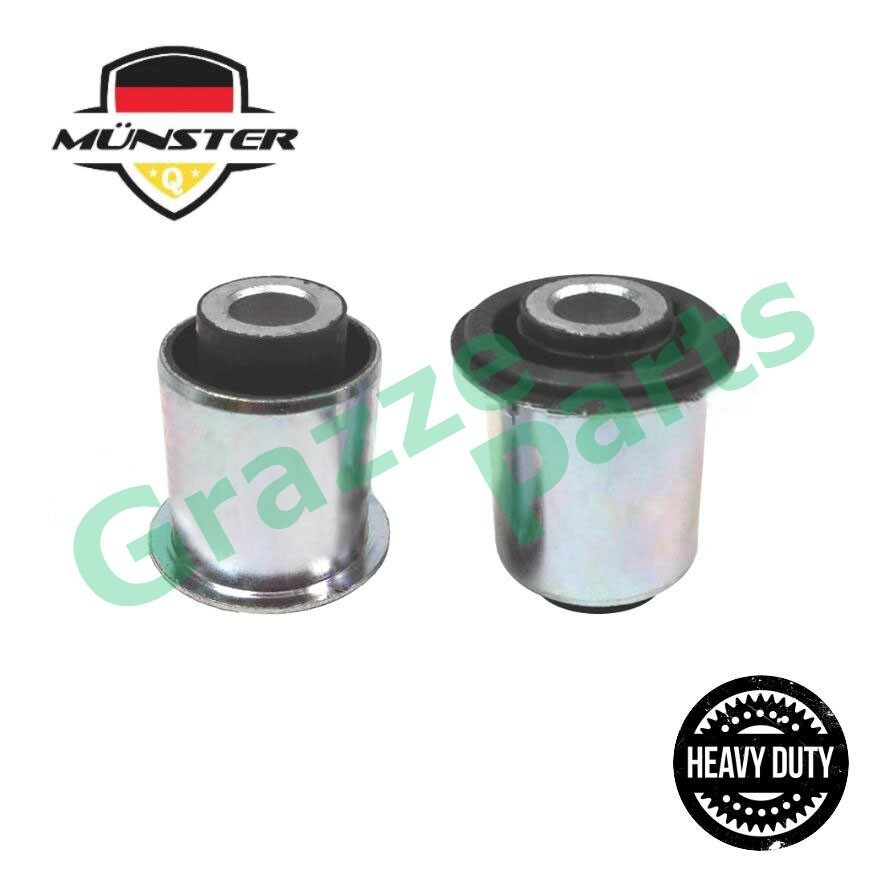 (1pc) Münster ^Heavy Duty^ Front Lower Arm Bush 54560-8H300 Nissan X-Trail T30 (Small)