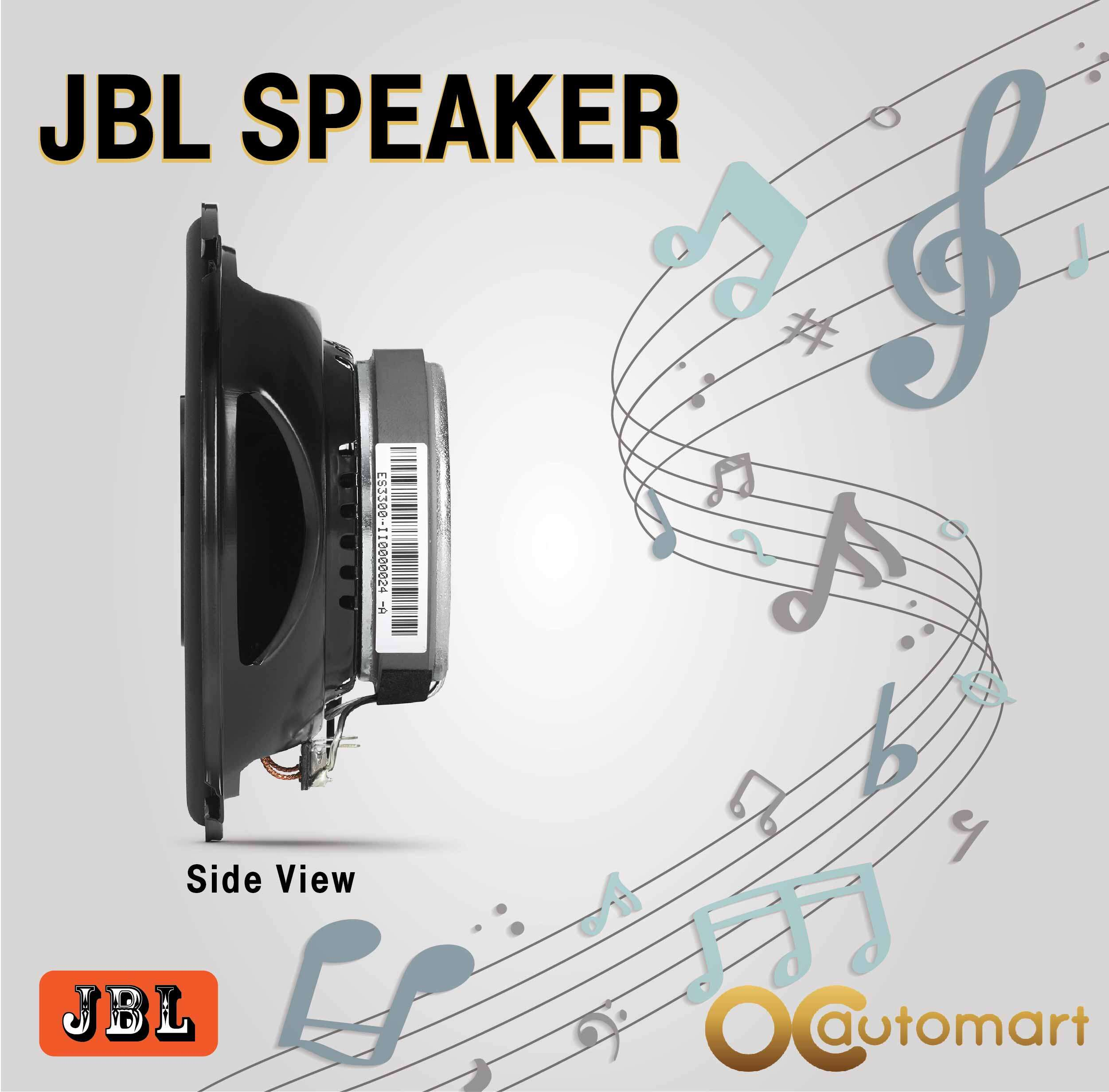 JBL Stage3 527F 5 2-way speaker (without grille)