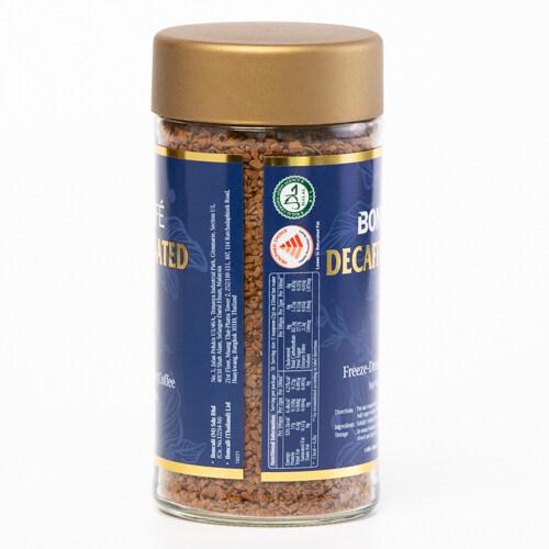 Boncafe Decaffeinated Freeze-Dried Instant Coffee 100g