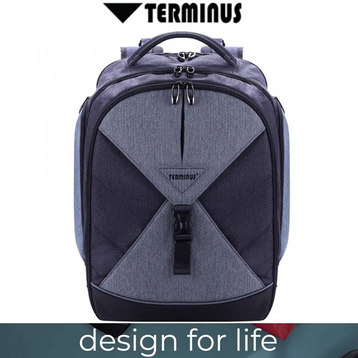 TERMINUS ® Daddy Cool Urban Dad Baby Mummy Diaper Bag Todd Mamamia Multicompartment Laptop Backpack T02-684LAP-07