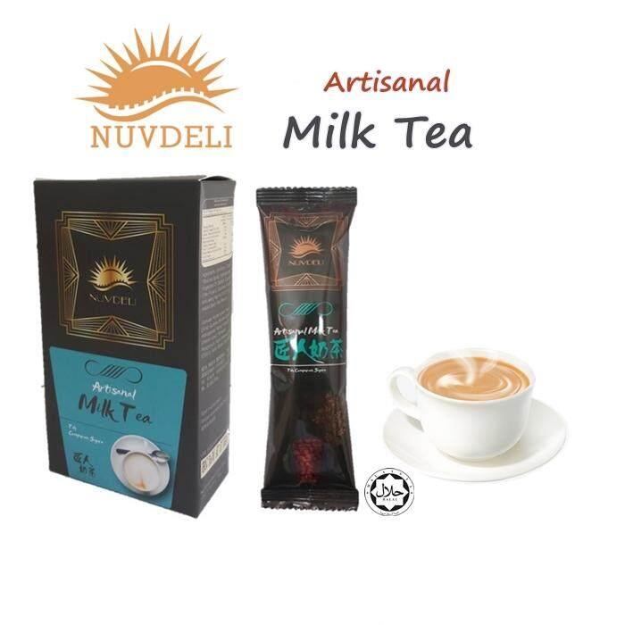 Nuvdeli Artisanal Flavor Milk Tea