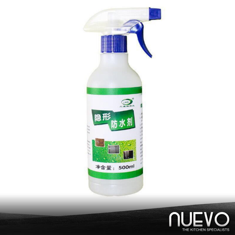 500ml Invisible waterproofing agent for interior and exterior walls, roof leak-trapping spray, wall, bathroom