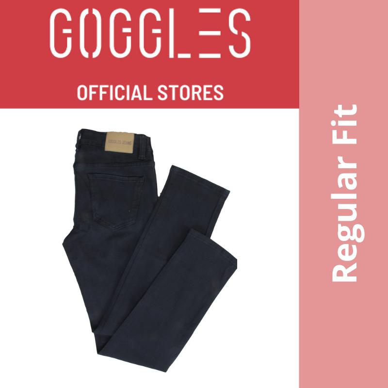 GOGGLES Ladies Denim Women Jeans Regular Fit Black 100334